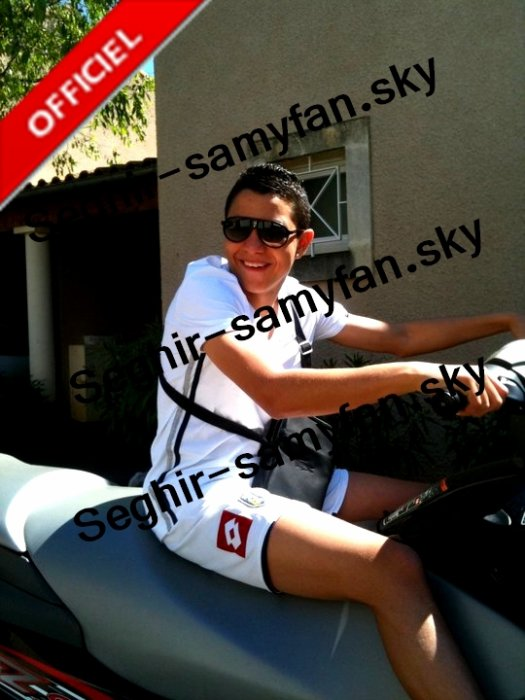 le blog de Samy Seghir