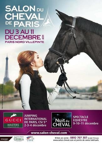 Le Salon du Cheval de Paris 2011