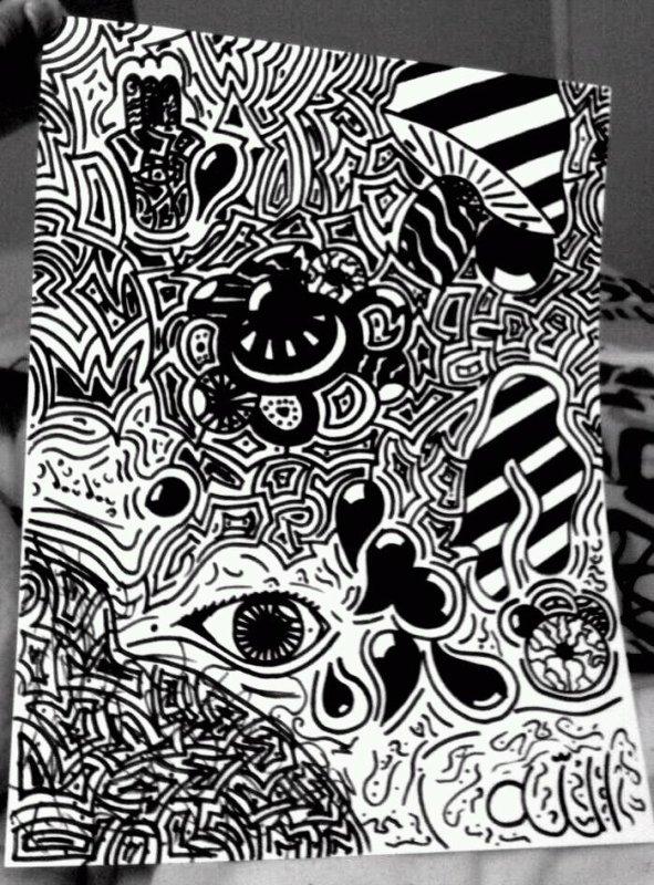 Mes dessins :-D
