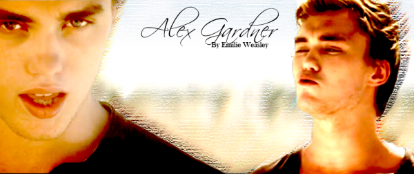 A talent .... A voice .... A natural pest ... An accent to bring down the girls ... Alex Gardner is just .... A Scottish irresistible