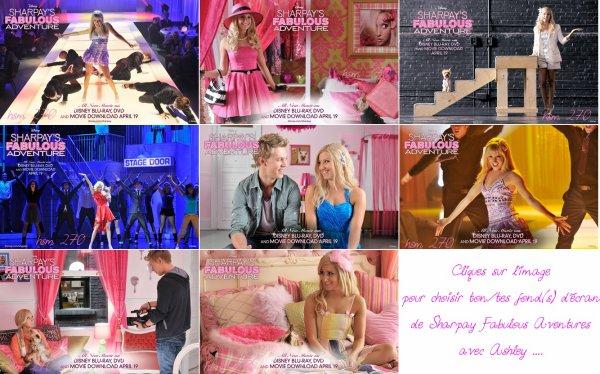 Sharpay Fabulous Aventures débarque le 19 Avril en DVD ...