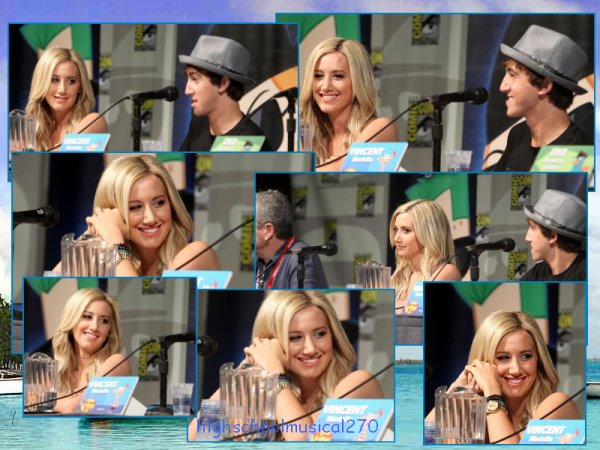 Comic Con with Ashley ...