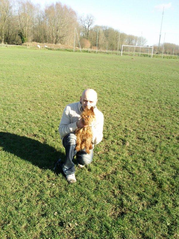 moi & mon chien rex