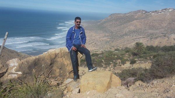 entre Imessouane et Essaouira !!!