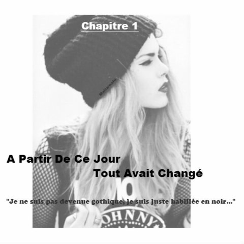 Schoolfic' 6 : A Partir De Ce Jour Tout Avait Changé ~ Chapitre 1