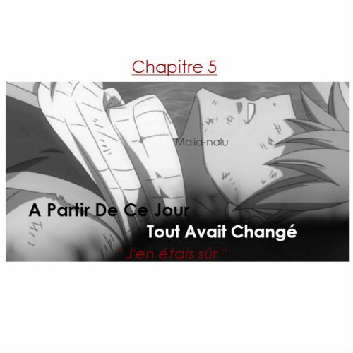 Schoolfic' 6 : A Partir De Ce Jour Tout Avait Changé ~ Chapitre 5