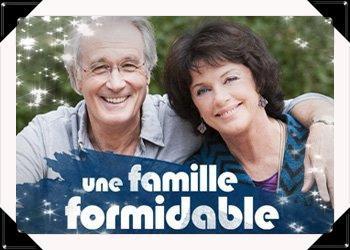 """La Série 100 % Française, """"Une Famille Formidable"""", 25 ans déjà !! :)"""
