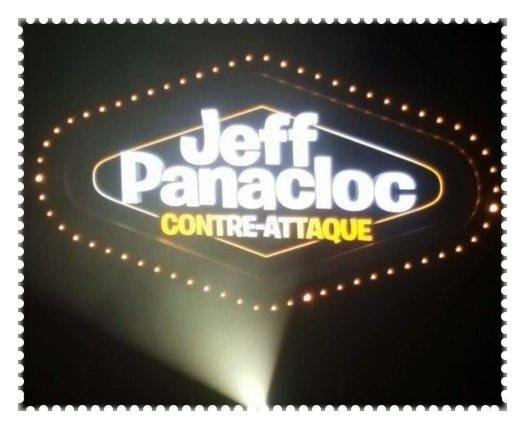 Immersion au ... Nouveau Spectacle de Jeff Panacloc : Contre Attaque