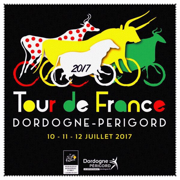 Le Tour de France 2017 en Périgord