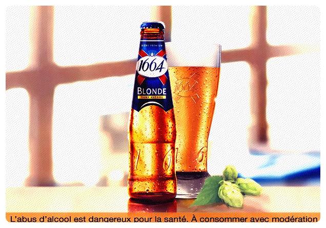 #J'ai Testé ... La Bière Sans-Alcool 1664