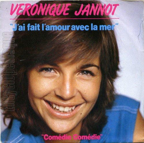 J'AI FAIT L'AMOUR AVEC LA MER VERONIQUE JANNOT 1982