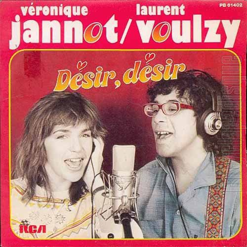 DESIR DESIR VERONIQUE JANNOT/LAURENT VOULZY
