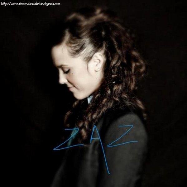 """N°6 DE L'ALBUM DE """"ZAZ"""" PRENDRE GARDE A TA LANGUE"""