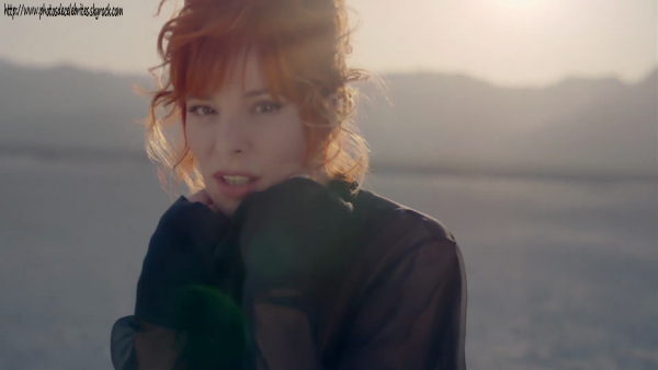 "NOUVEAUTEE : MYLENE FARMER ""LONELY LISA"""
