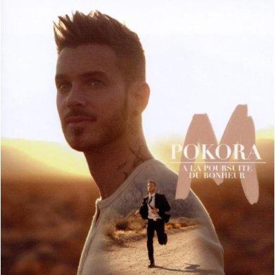"""NOUVEAUTEE :ALBUM """"A LA POURSUITE DU BONHEUR"""" M.POKORA"""