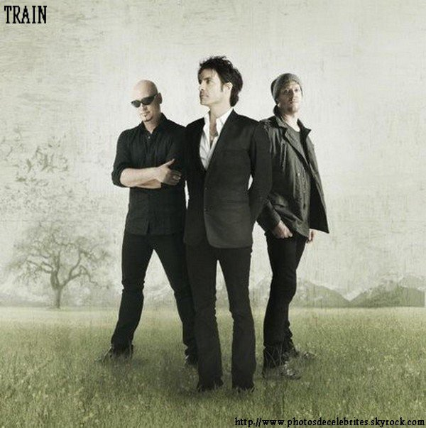 """TRAIN """"DRIVE BY""""."""