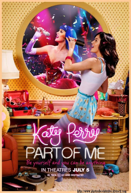 "KATY PERRY ""PART OF ME"""