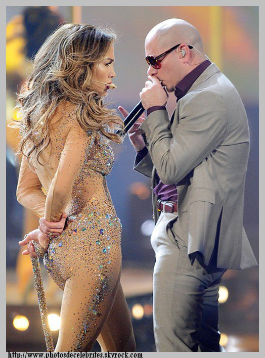 "JENNIFER LOPEZ & PITBULL ""DANCE AGAIN"""