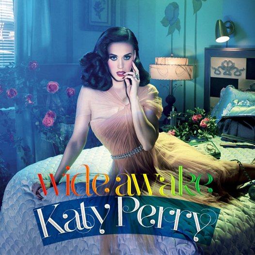 "KATY PERRY ""WIDE AWAKE"""