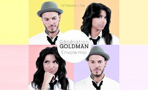 "ALBUM "" GENERATION GOLDMAN"" PAR GENERATION GOLDMAN"