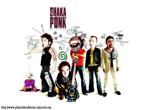 """SHAKA PONK """"I'M PICKY""""."""