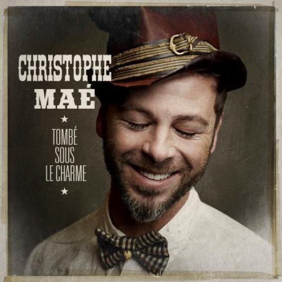 """CHRISTOPHE Mae """"TOMBE SOUS LE CHARME"""""""
