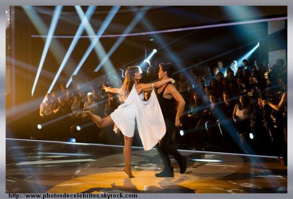 """QUELQUES PHOTOS DE """"DANSE AVEC LES STARS SAISON 4"""". DU 2.10.2013"""
