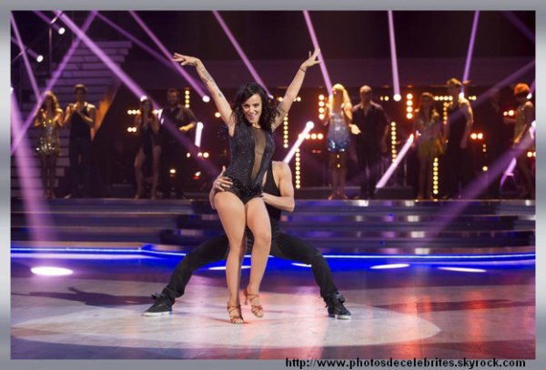 """PHOTOS DE """"DANSES AVEC LES STARS 4"""" 26.10.2013"""