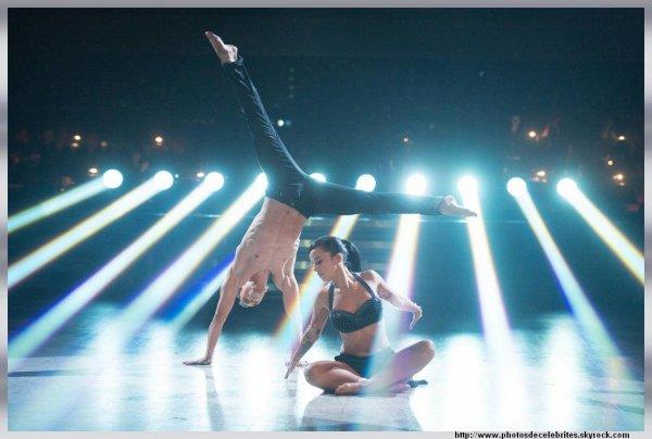 DANSE AVEC LES STARS 4, PHOTOS D'ALISEE DU 16.11.2013 + BONUS.