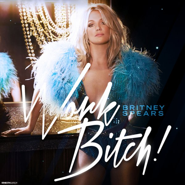 "CLIP "" WORK BITCH"" BRITNEY SPEARS"