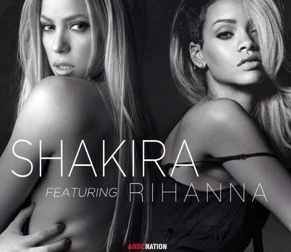 "CLIP "" CAN'T REMEMBER TO FORGET YOU"",SHAKIRA/RIHANNA."