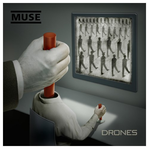 "MUSE ALBUM ""DRONE"""
