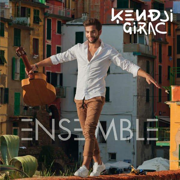 """PRESENTATION DE L'ALBUM """"ENSEMBLE"""" DE KENDJI GIRAC"""