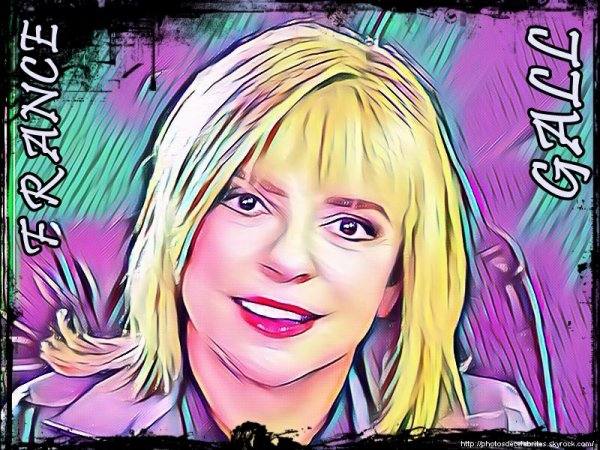 HOMMAGE A FRANCE GALL (1947 - 2018 )