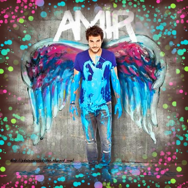 "AMIR PAROLES DES TITRES DE L'ALBUM "" ADDICTIONS ""."