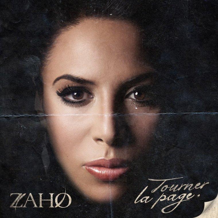 Nouveau single de Zaho : Tourner la page