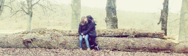 Je t'aime d'un amour impossible à décrire car mon amour pour toi est immense, je ne peux le mesurer, même moi je n'en reviens pas d'aimer autant. ♥