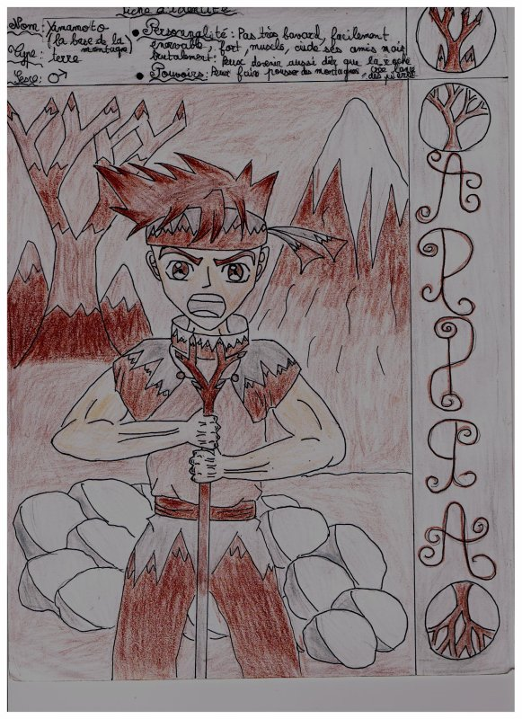 ARBRA : Mon manga !!!