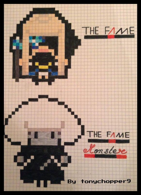 Mes pixels arts!