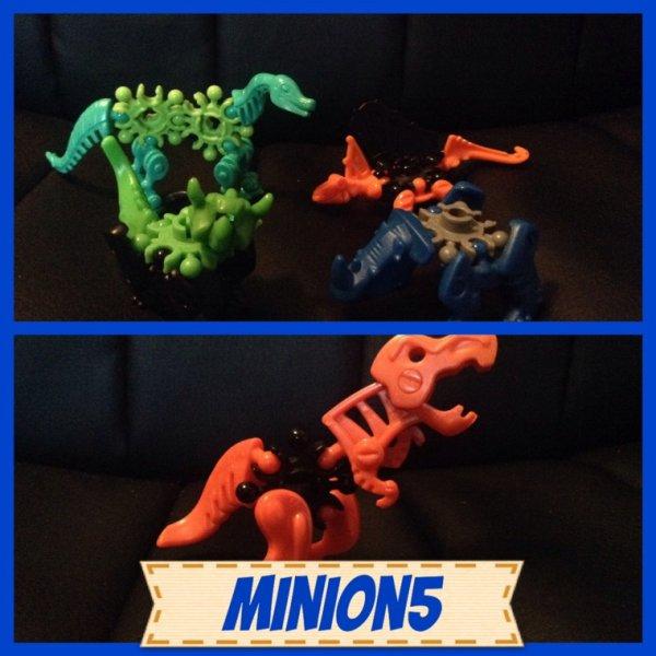 Le blog de mon petit frère: Minion5 !