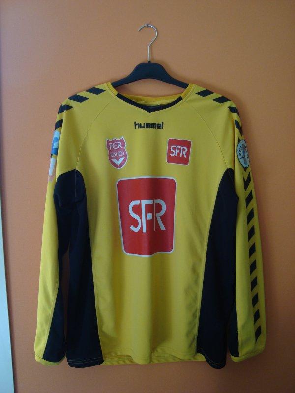 Maillot coupe de France du Fc Rouen 1899 2006 2007