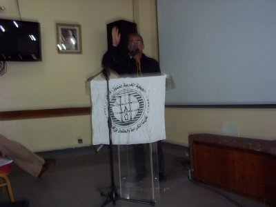 amdh conseil national 9-10 octobre 2010 Bouznika