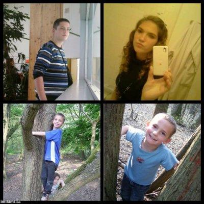 Moi et mes 3 frère