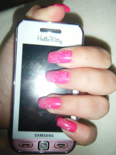 Faux ongles comme sur la photo :)