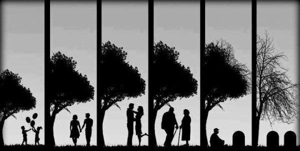 C'est beau l'amour, mais seulement quand sa dure...