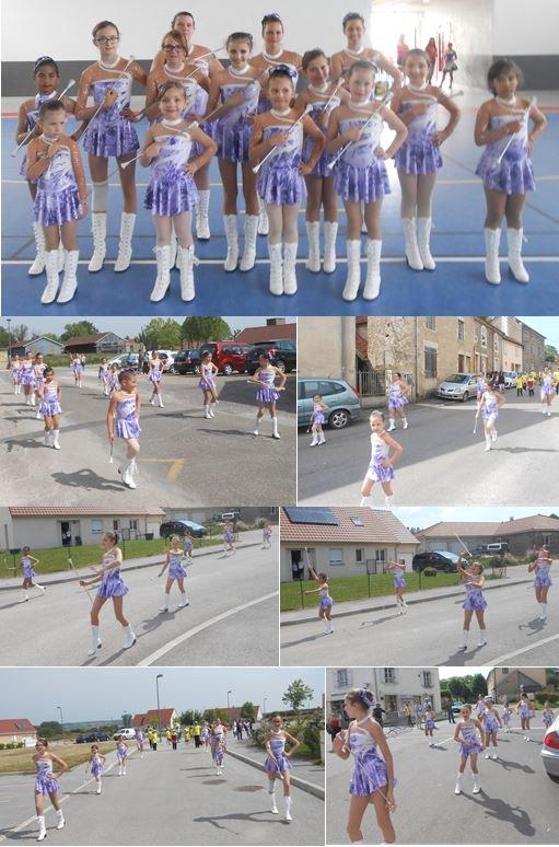 FESTIVAL DES GY PIES GIRLS DE GY