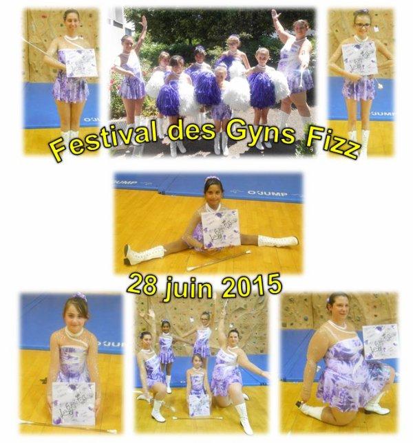 FESTIVAL DES GYNS FIZZ 28 JUIN 2015