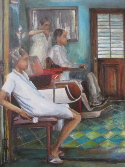Chez Pelo Corto à Cuba