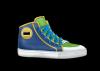 Brailian Fever Boxer shoe