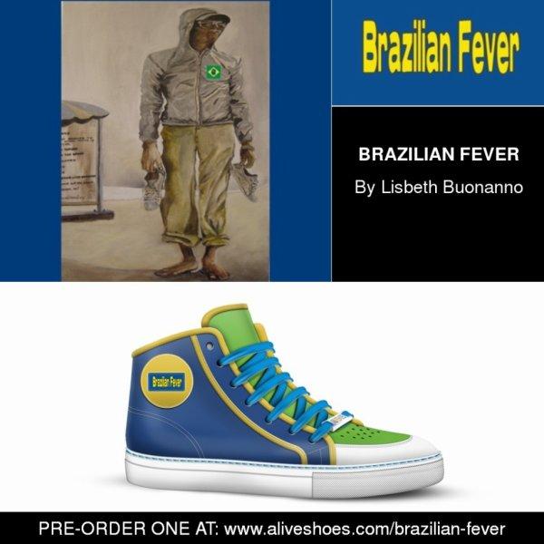 Brazilian Fever shoe